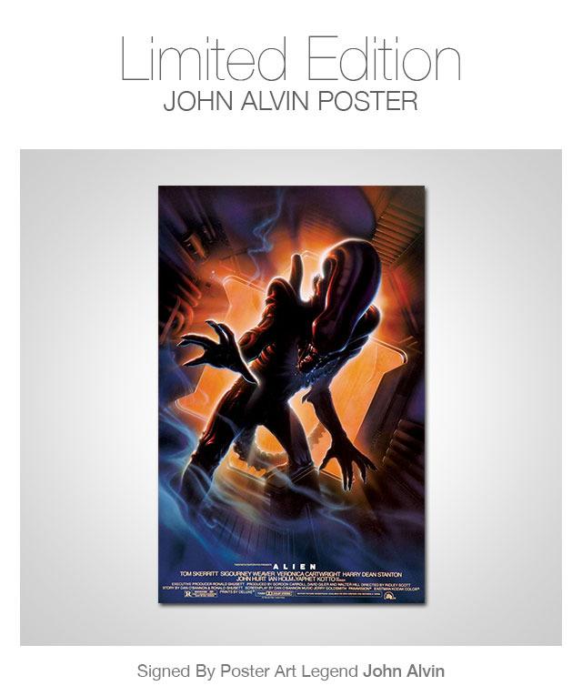John Alvin Alien