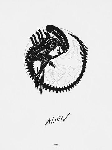 """Alien """"Yin Yang"""""""