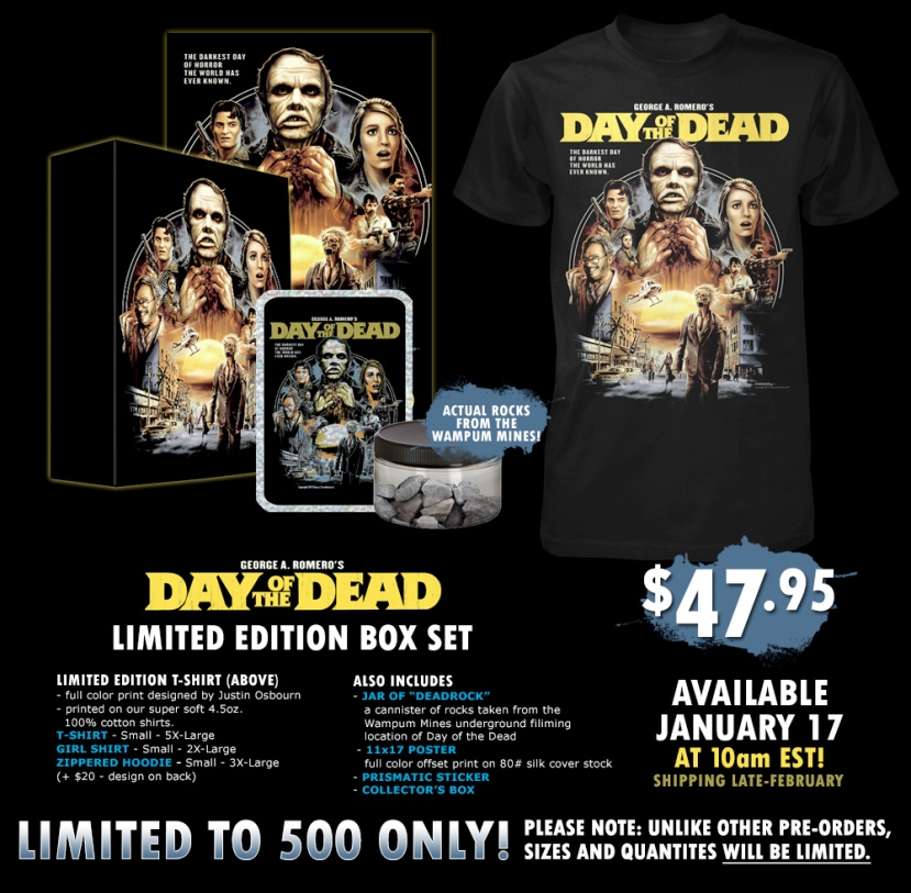 fright rags day of the dead set box set