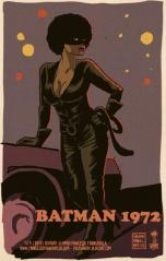 Francesco Francavilla's Batman 1972 catwoman