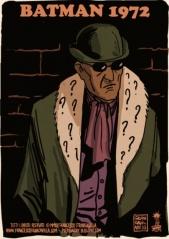 Francesco Francavilla's Batman 1972 riddler