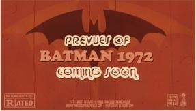 Francesco Francavilla's Batman 1972