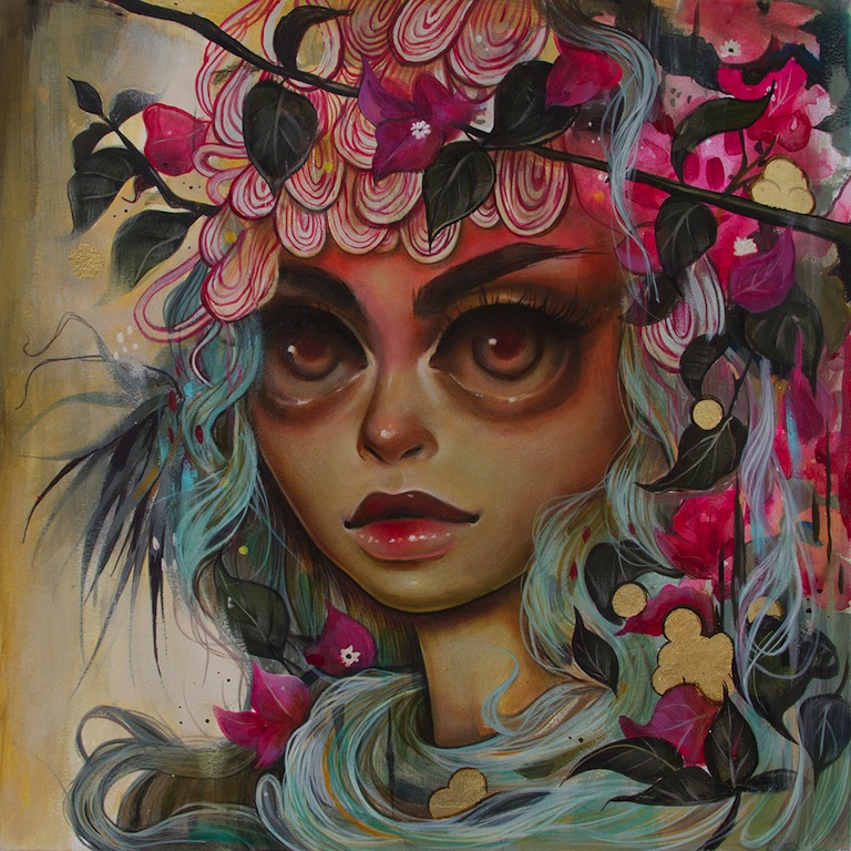 "Tatiana Suarez - Spoke Art ""Supersonic Electronic"""