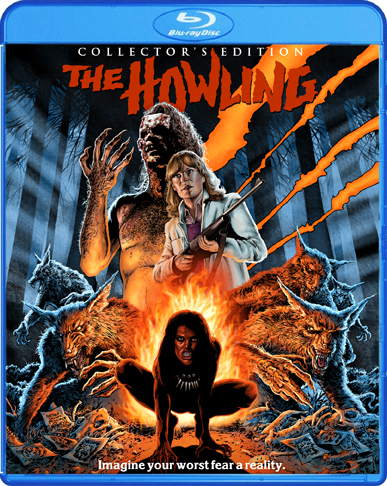 dvd cover article 2 scream factory the howling