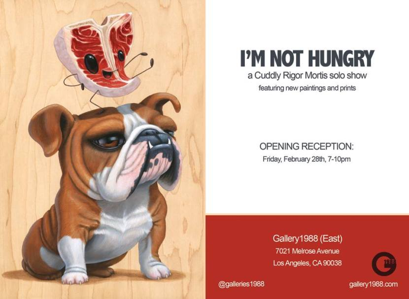 Gallery 1988 I'm Not Hungry