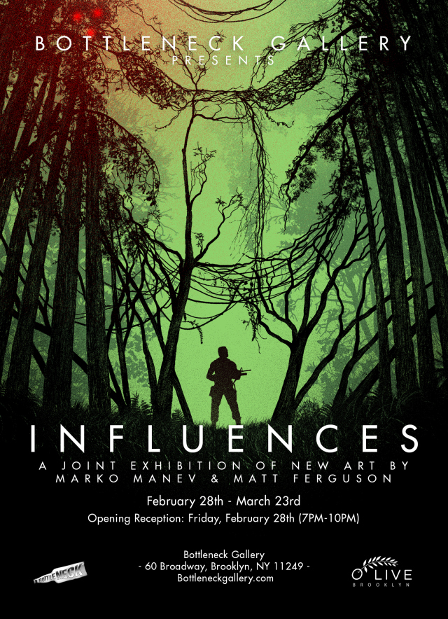 influences flyer marko manev