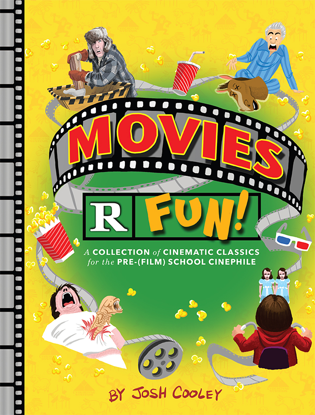 josh cooleys movies r fun book