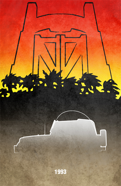 movie car posters jurassic park