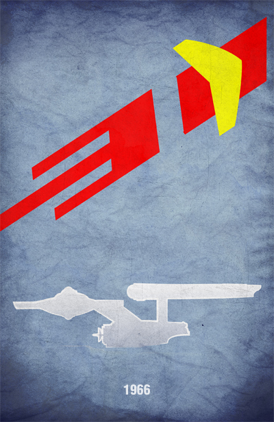 movie car posters star trek