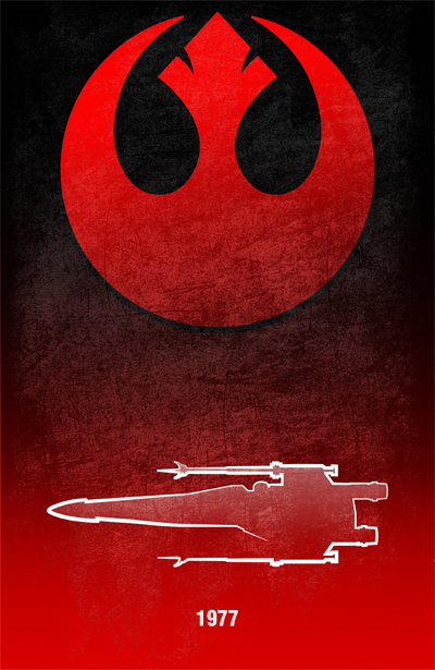 movie car posters star wars