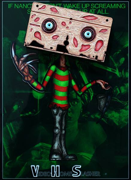 patricks vhs art freddy