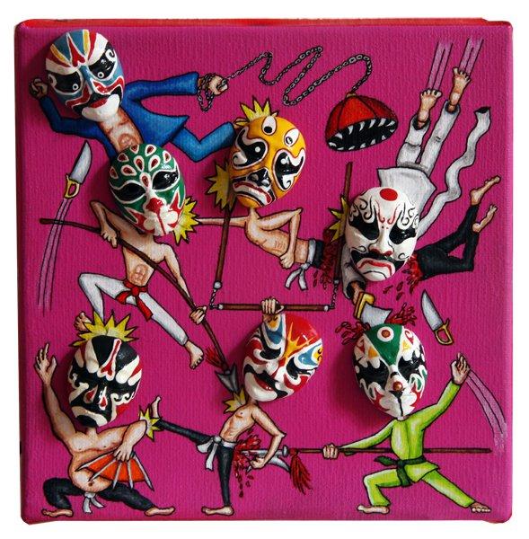 patricks vhs art kabuki