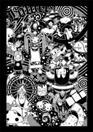 Dooome - Screenprint