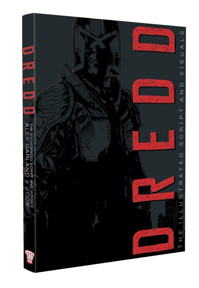 Dredd Hardcover slipcase