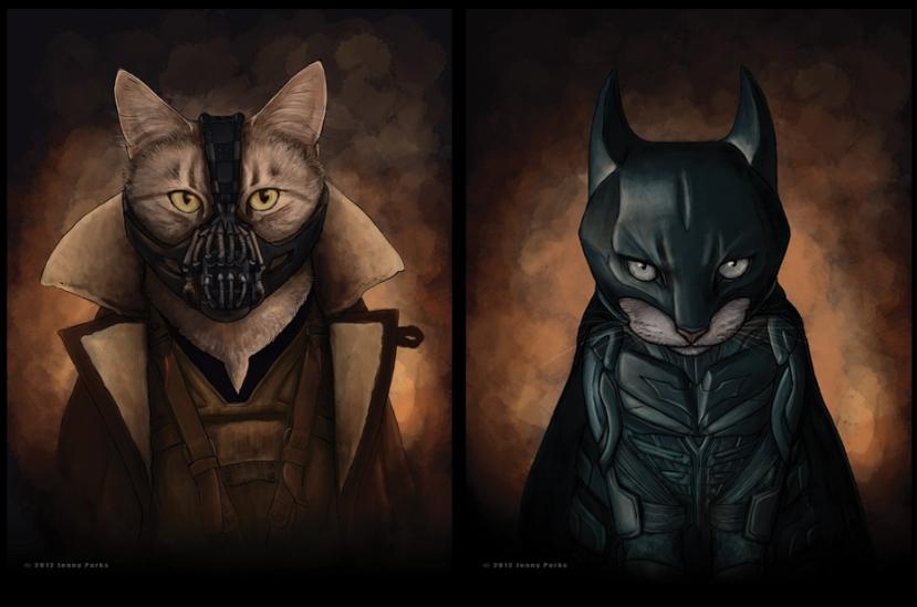 jenny parks batman