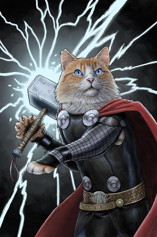 jenny parks Thor