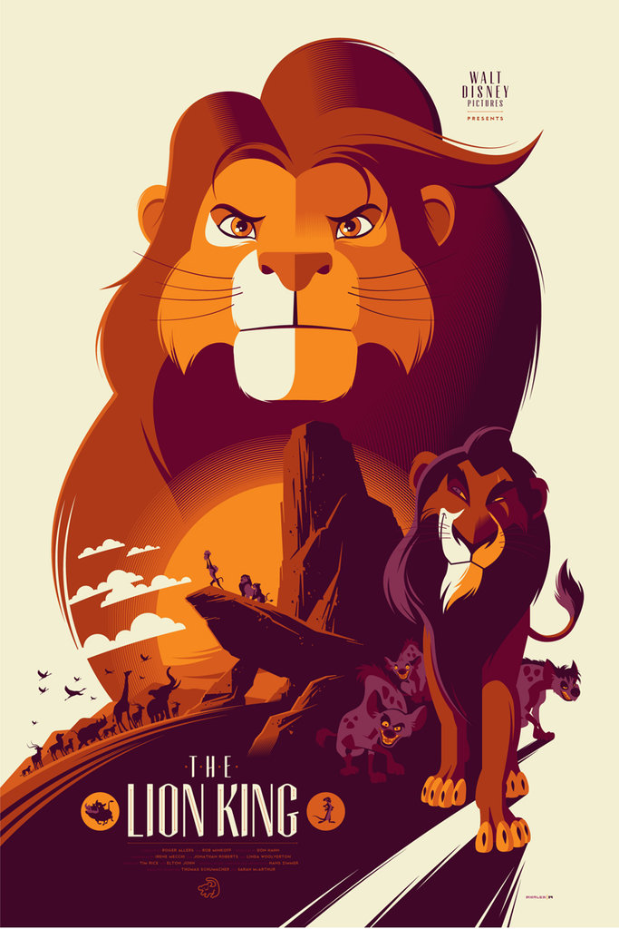 Lion King Whalen Disney Mondo