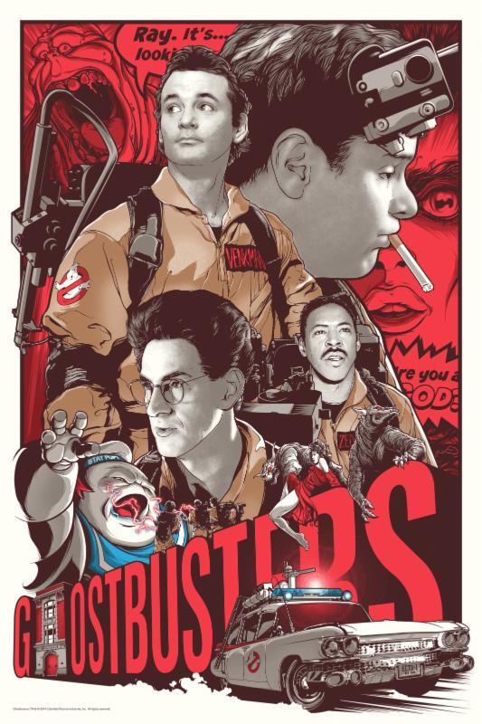 Ghostbusters Joshua Budich