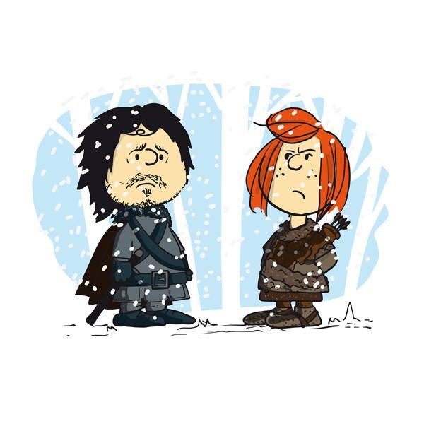 i love you john snow