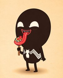 Mike Mitchell - JLU - Venom