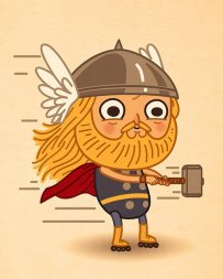 Mike Mitchell - JLU - Thor