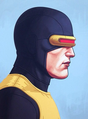 Mike Mitchell Cyclops
