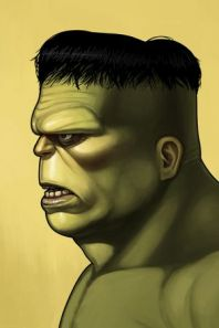Mike Mitchell Hulk
