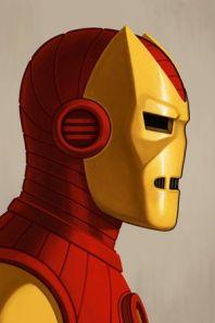 Mike Mitchell Iron Man