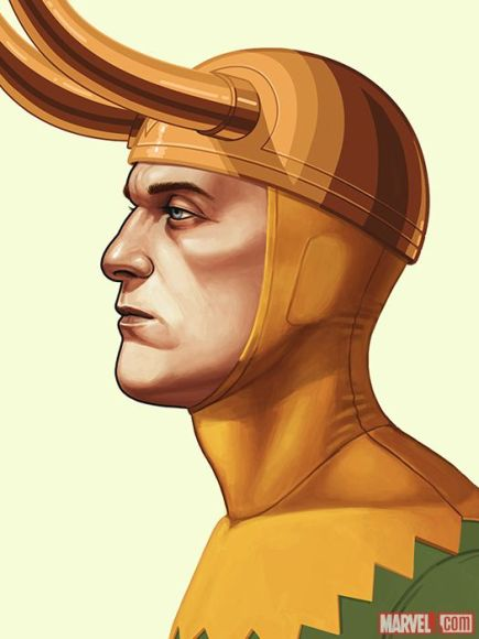 Mike Mitchell Loki