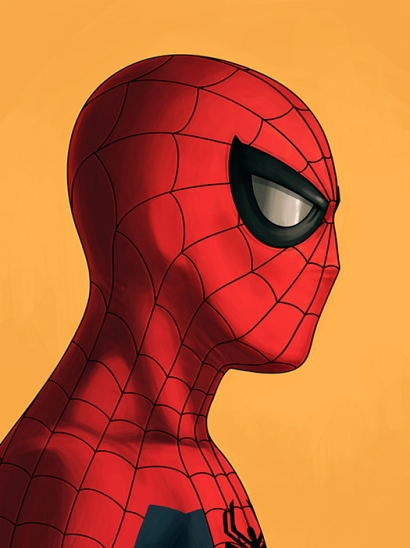 Mike Mitchell Spider-man