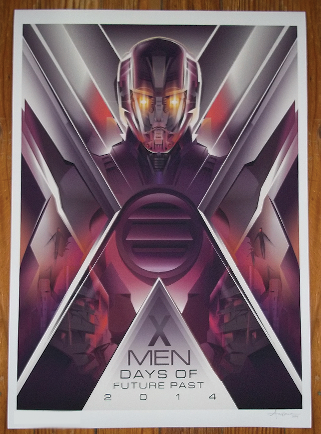 X-MEN_Days_of_future_past_©_Orlando-Arocena_2014_PSTER