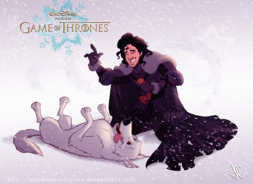 disneyfied art game of thrones 2