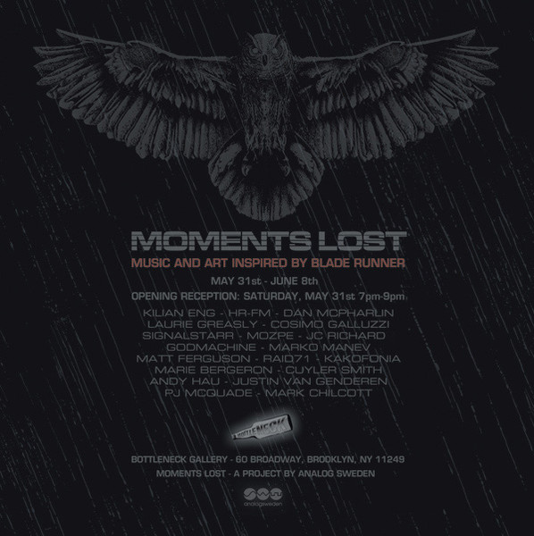 moments lost poster
