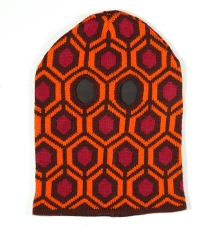 Mondo 237: Knit Ski Mask - 100% acrylic ski mask. Two Hexagon eye holes. One size. $35