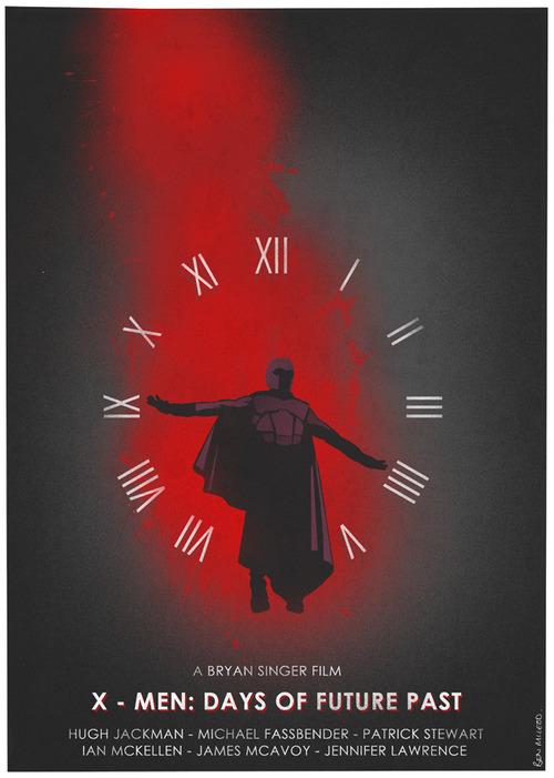 Men: Days of Future Past by Ben McLeod X Men Days Of Future Past Spike