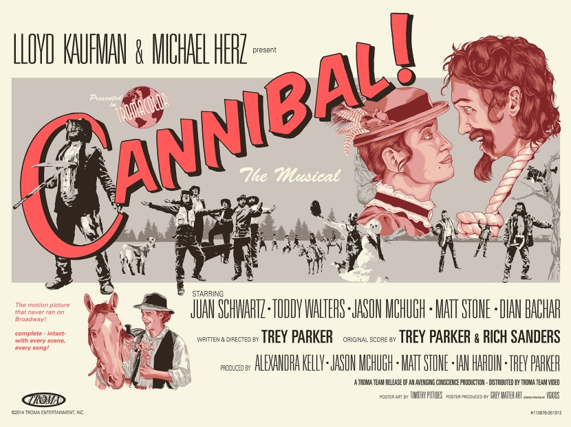 Cannibal the Musical Timothy Pittides