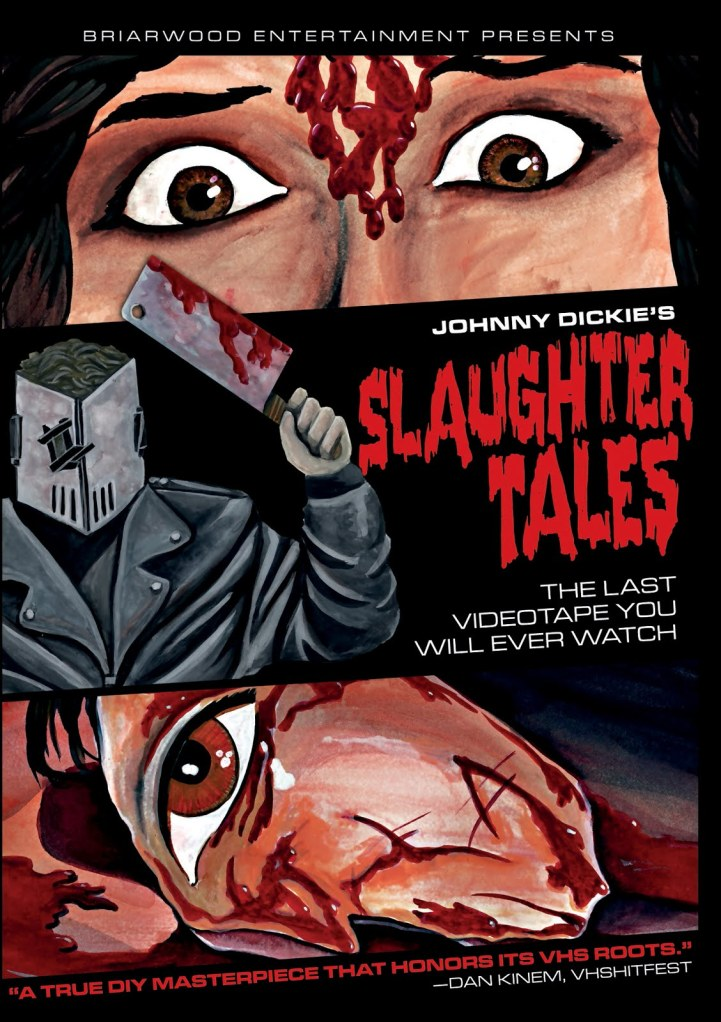 dvd covers inspired by vhs slaughter tales