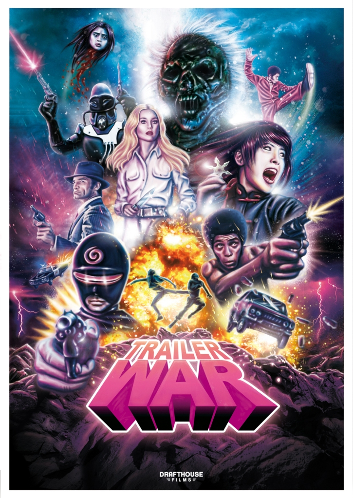 dvd covers inspired by vhs trailer park wars