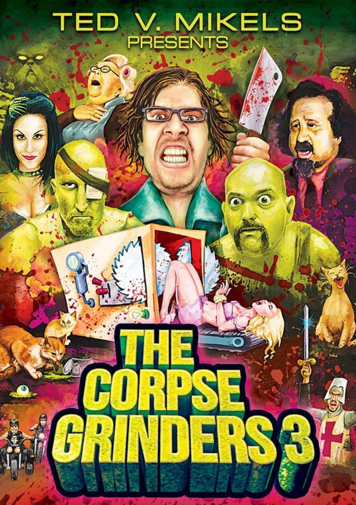 dvd from vhs corpse grinders