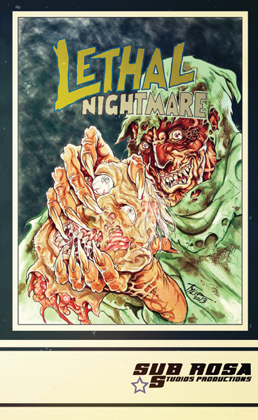 dvd to vhs article lethal nightmare