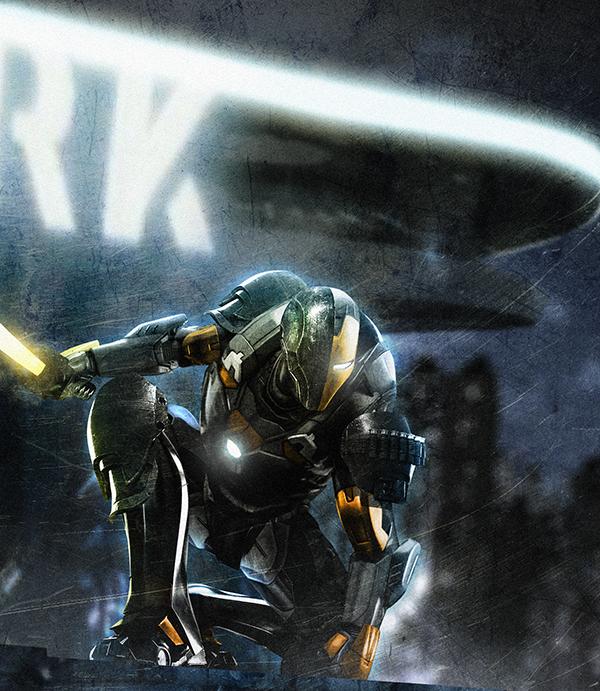 LGX iron dl
