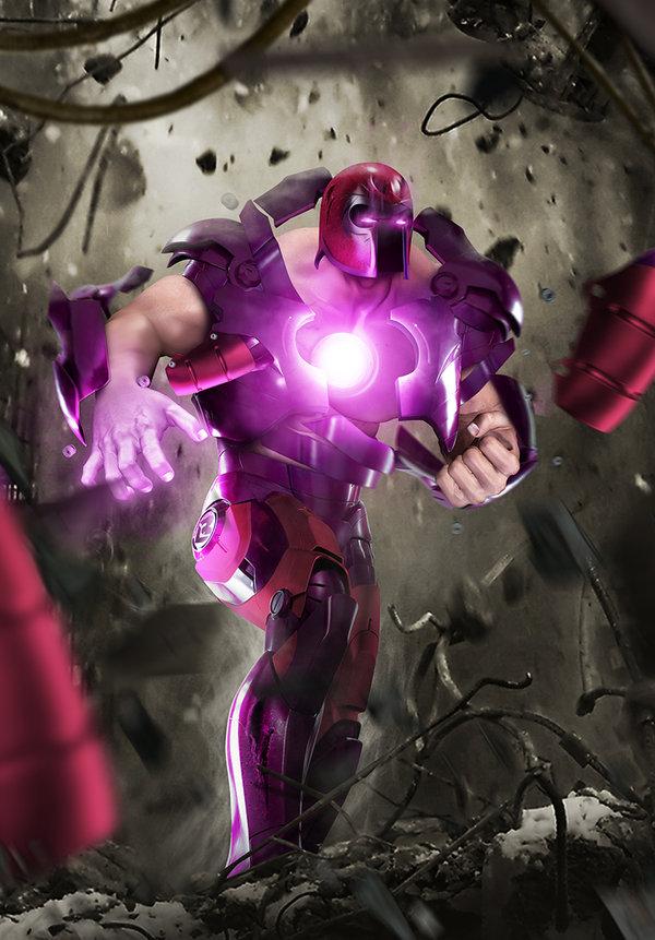 LGX iron magneto