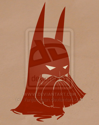 Bearding Batman Bearded Batman Vanjamrgan