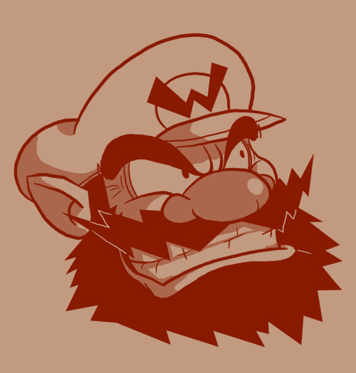 Bearded Wario Vanjamrgan