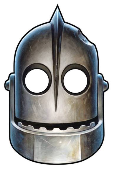 Mondo Iron Giant Mask
