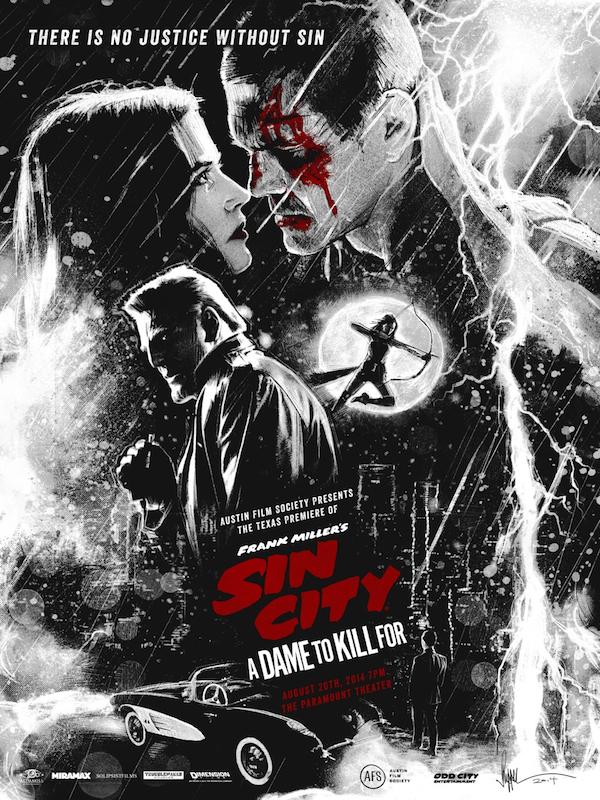 A Dame To Kill For Sin City Paul Shipper Odd City
