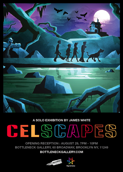 Celscapes promo