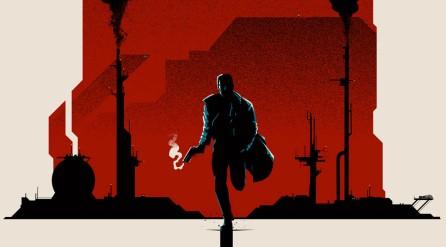 Blade Runner Matt Ferguson