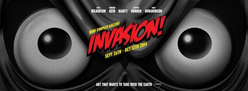 HCG Invasion Banner