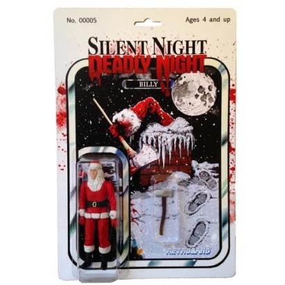 retroband silent night 1